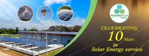 Celebrating 10 Years in Solar Energy Business
